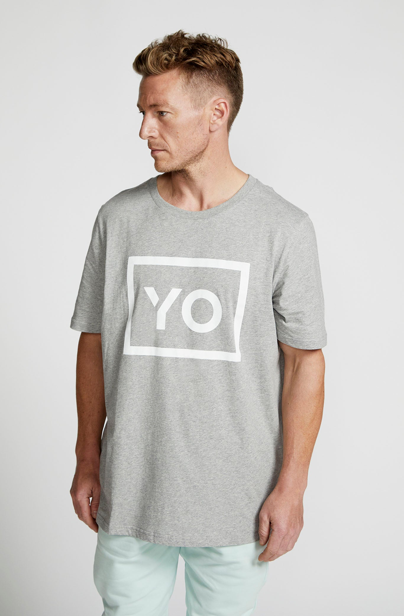 JACOB TEE 3 - YO COLLECTION 2.0 - GREY