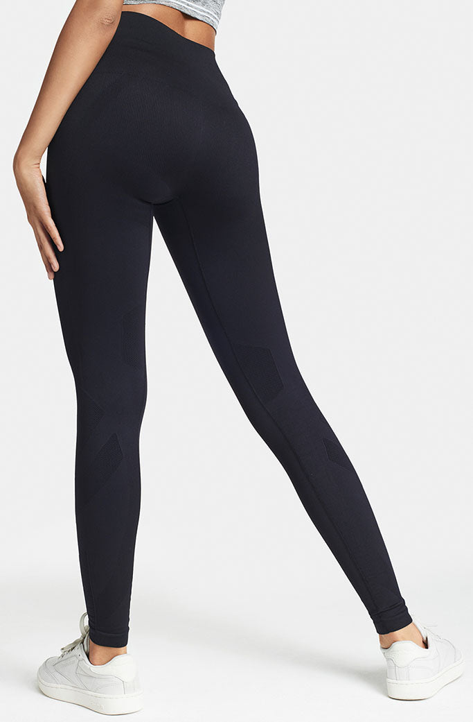 Eight Eight Legging 2 - LNDR - Black