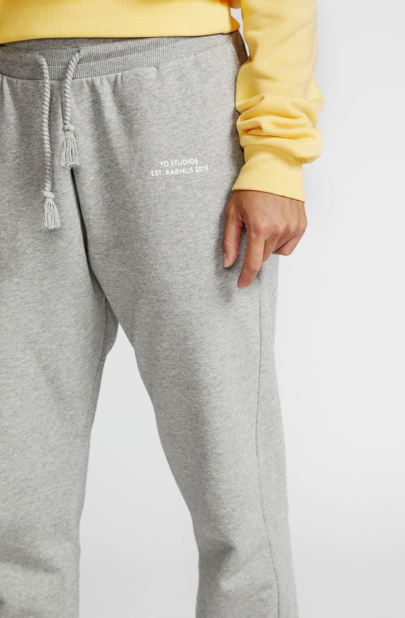 MALENE SWEATPANTS LTD 2 - YO COLLECTION 2.0 - GREY