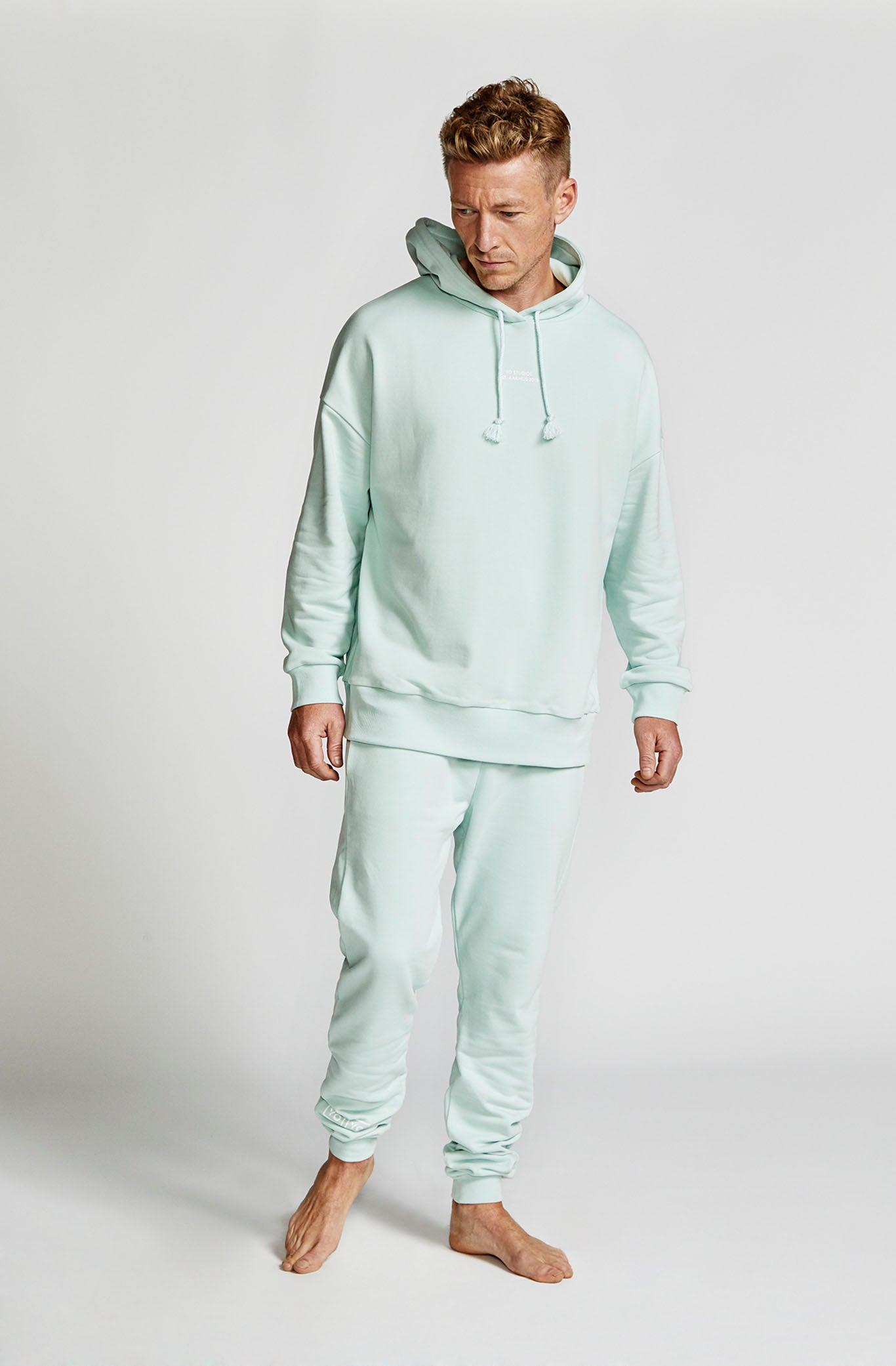 NOR HOODIE LTD 3 - YO COLLECTION 2.0 - MINT