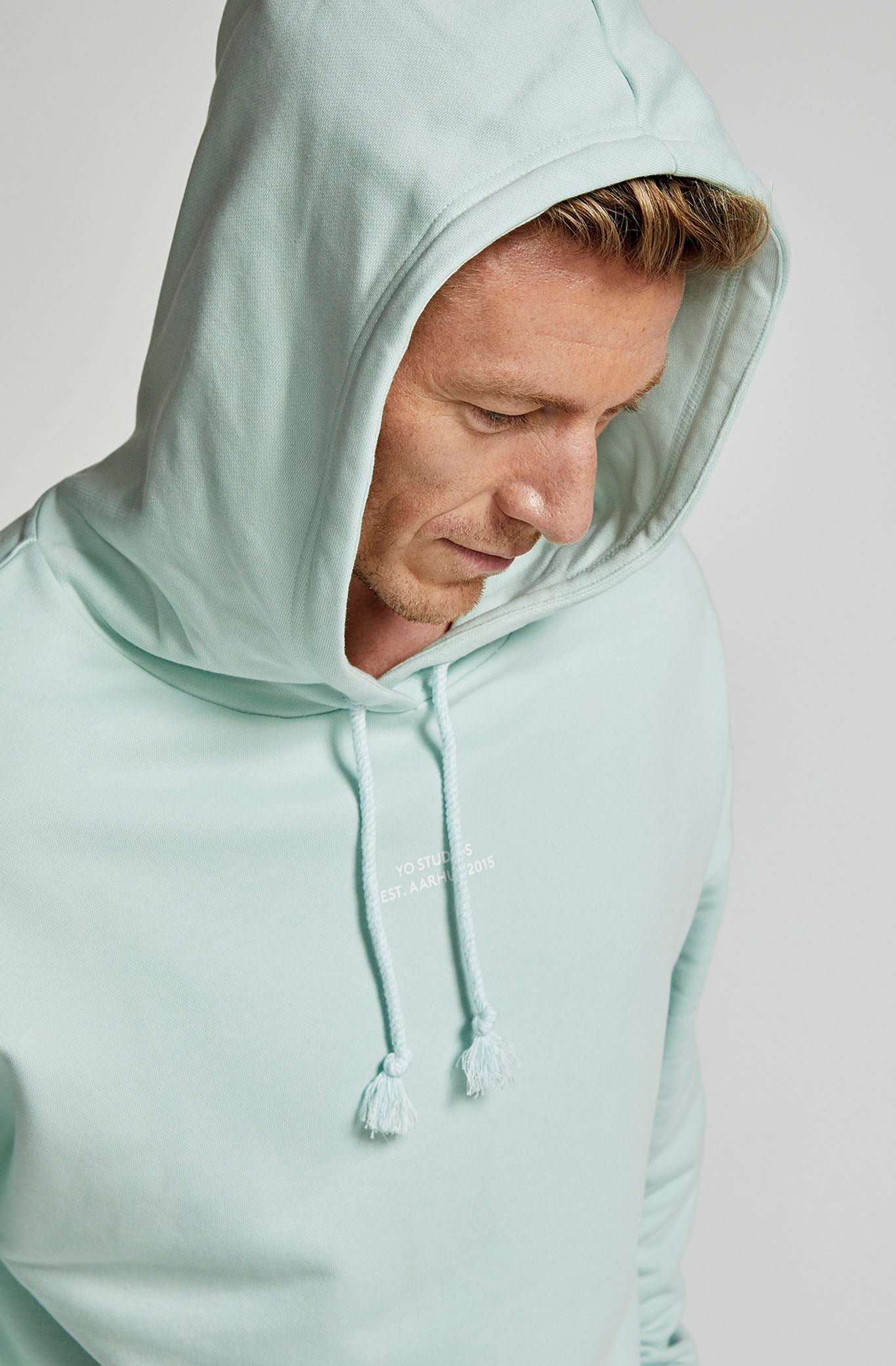 NOR HOODIE LTD 2 - YO COLLECTION 2.0 - MINT