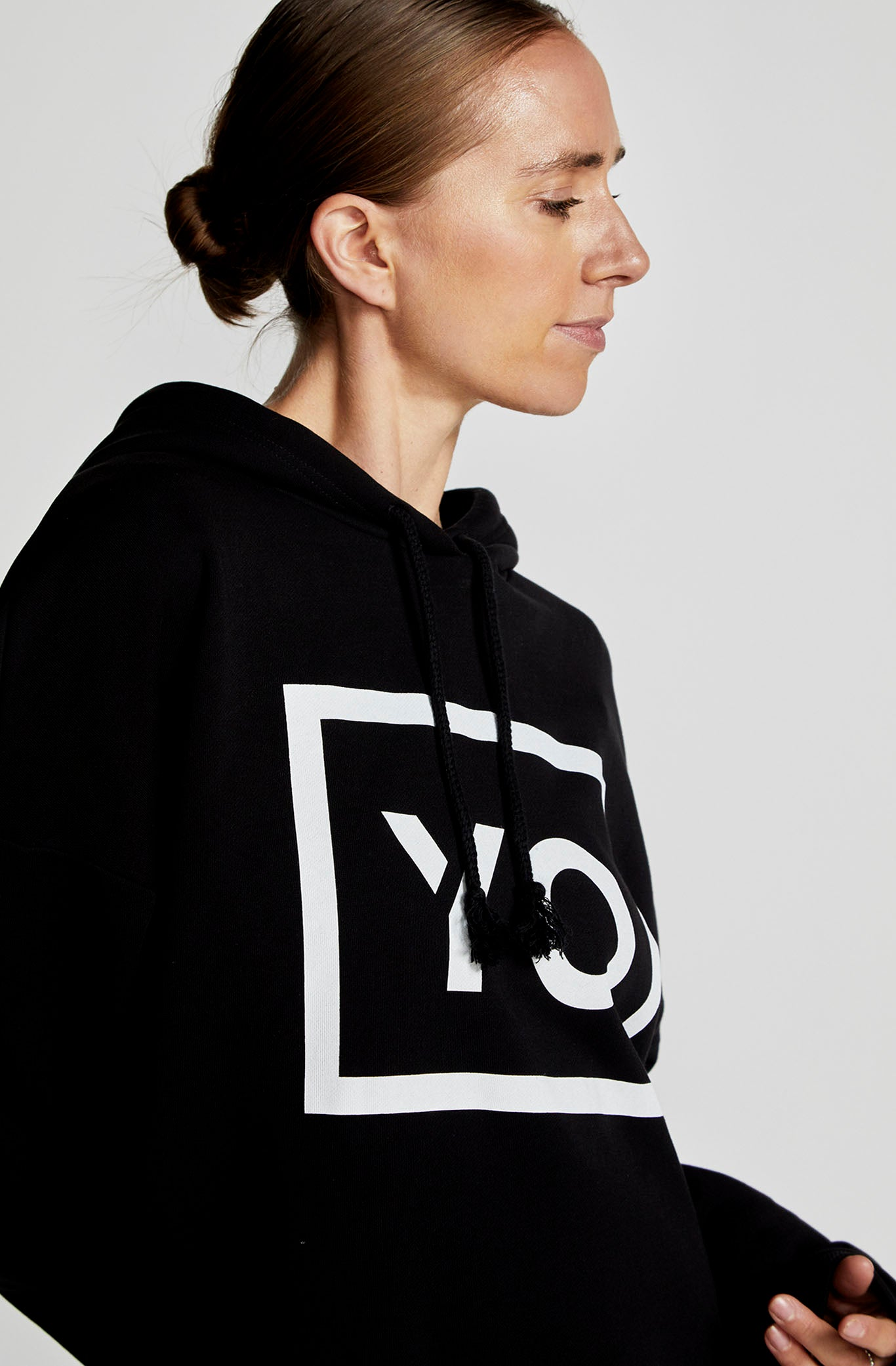 NOR HOODIE 3 - YO COLLECTION 2.0 - BLACK