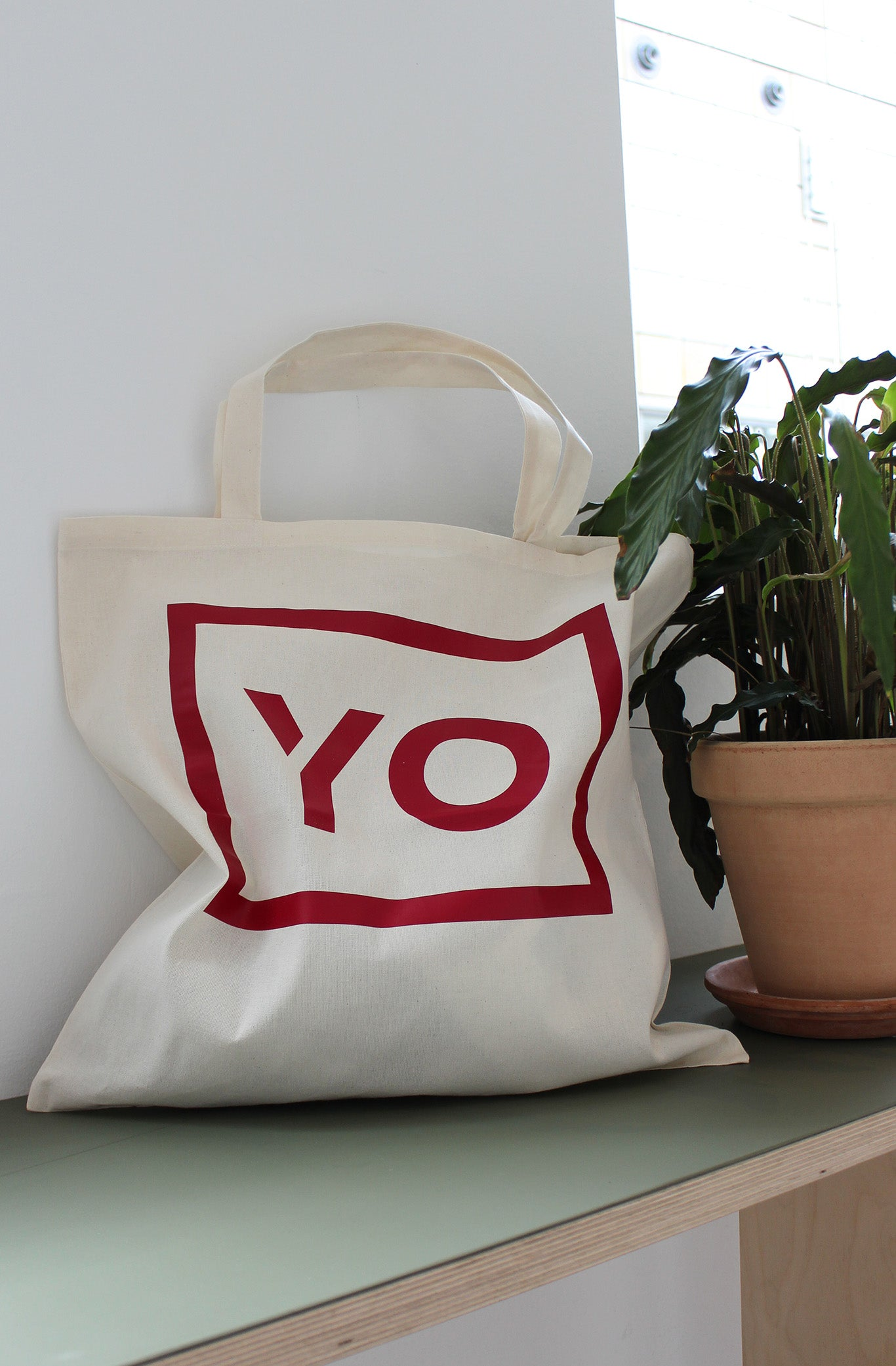 YO NET RED - YO COLLECTION - YO WEAR