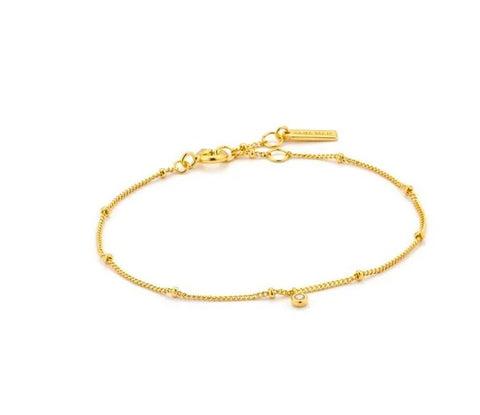 Armband Ania Haie TOUCH OF SPARKLE BRACELET GOLD