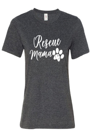Rescue Mama Graphic Tee - Free Souls Boutique