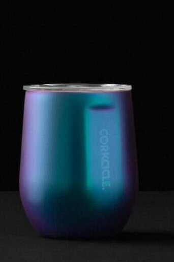 Corkcicle 12 oz Stemless Wine Glass - Dragonfly