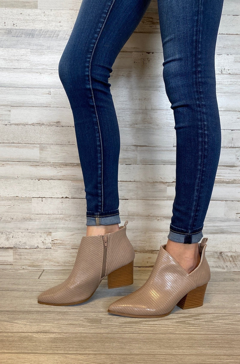 Nava Ankle Bootie