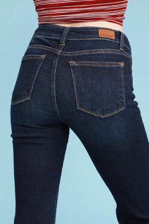 Whiskered Bootcut Jeans - Free Souls Boutique