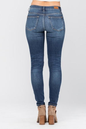 Handsand Mid Rise Skinny Jeans