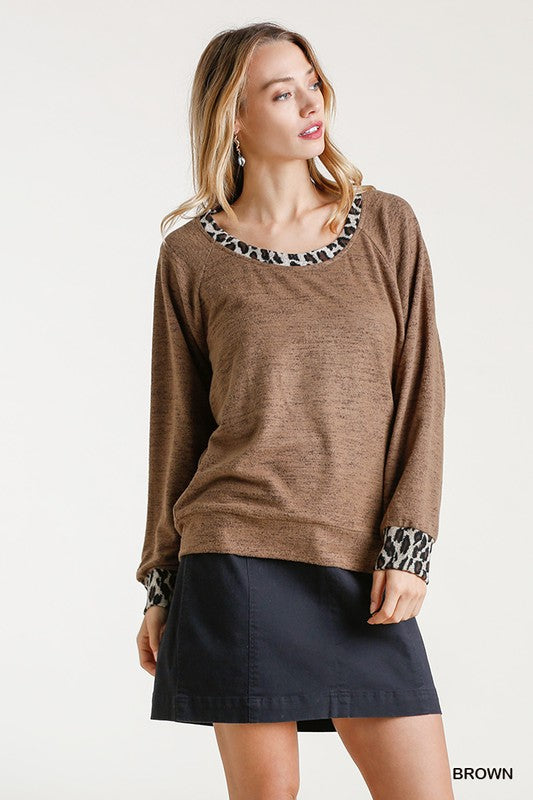 Animal Trim Solid Top