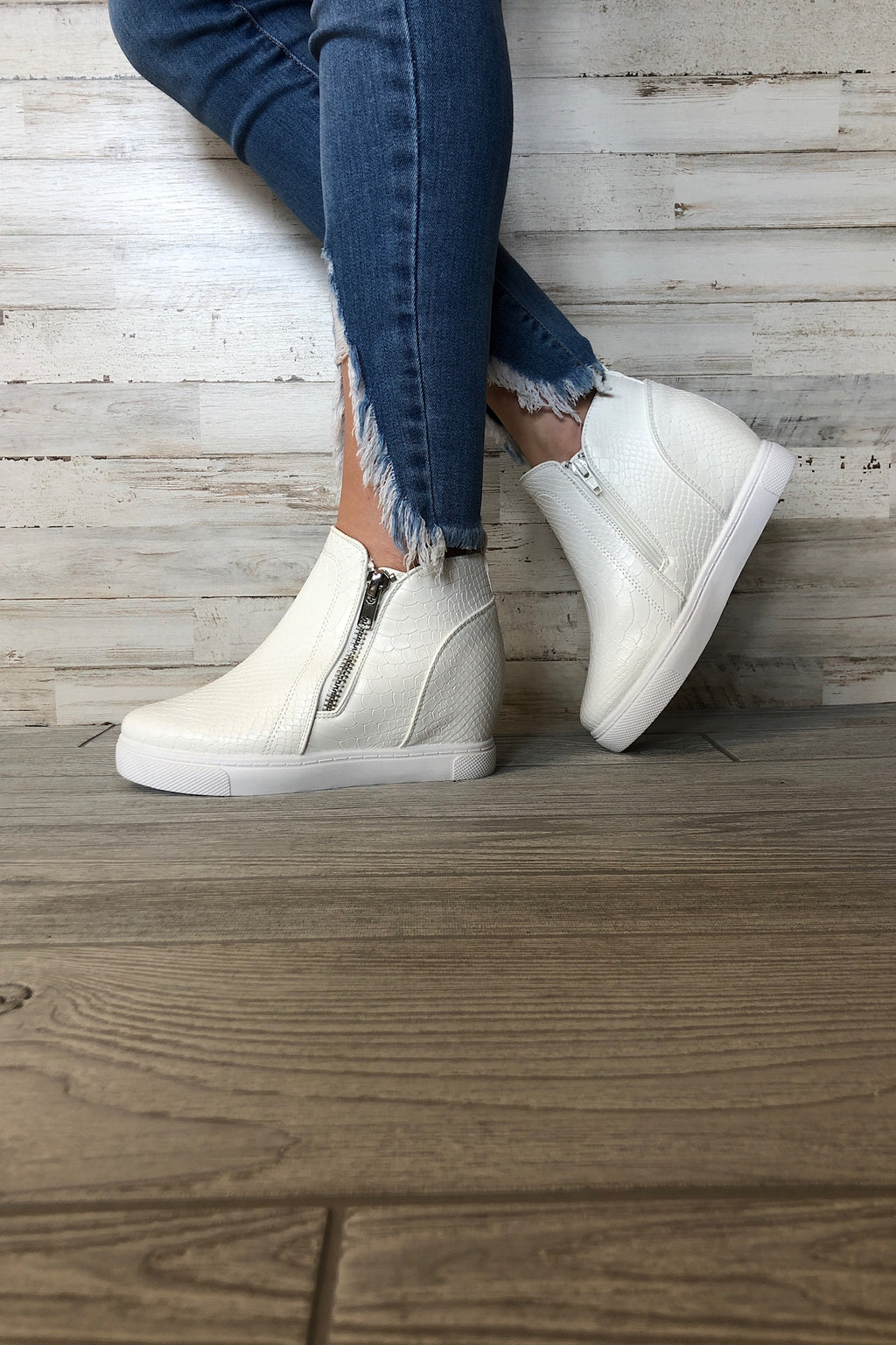 Hide High Top Sneakers