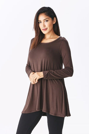 Tunic Top A-Line Fit - Free Souls Boutique