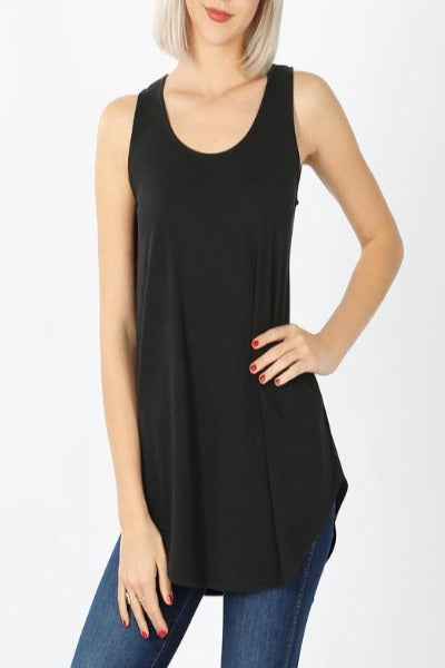 Plus Zen Relaxed Fit Tank