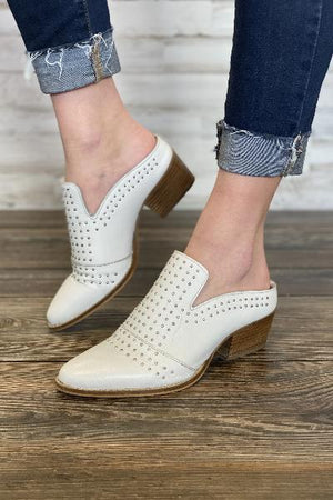 Apollina Studded Mules - Free Souls Boutique
