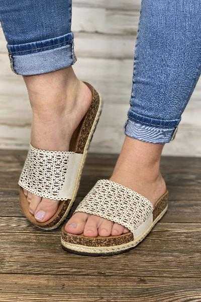 Elm Slip On Sandals