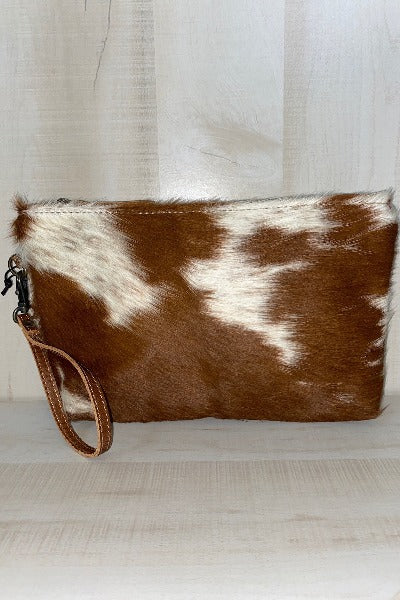 Light Brown Shaded Harion Small Bag