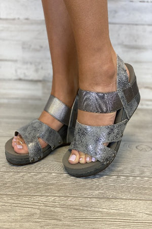 Fig Wedge Sandals
