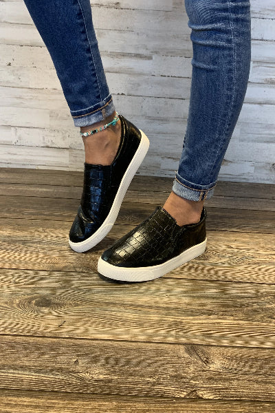 Reign Slip On Sneaker - Free Souls Boutique