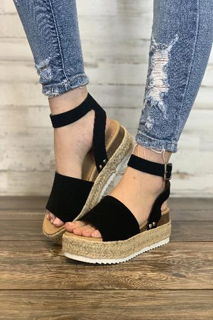 Topic Espadrille Sandals - Free Souls Boutique