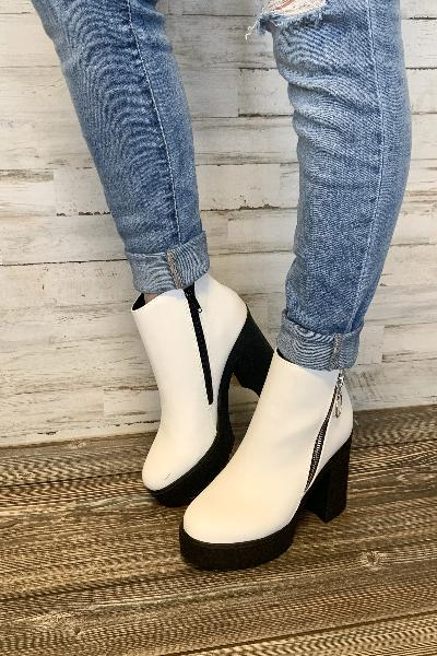 Nexus Ankle Booties - Free Souls Boutique