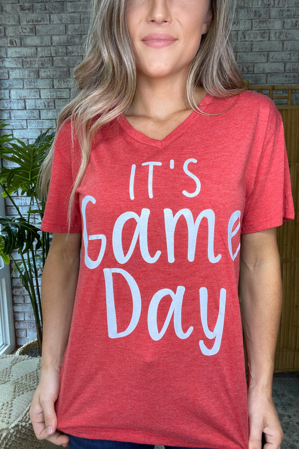 It's Game Day Graphic Tee