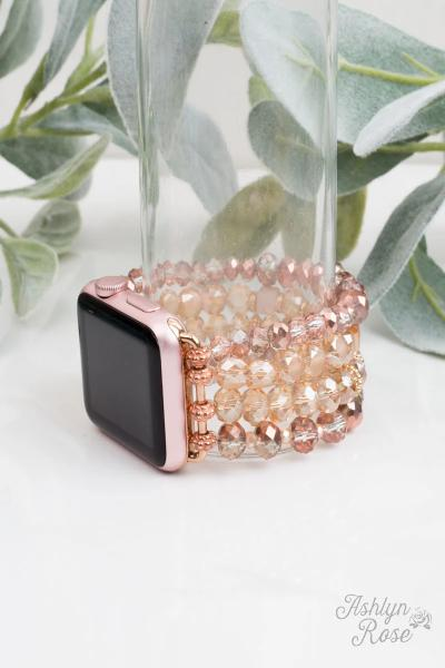Rose Gold Smart Watch Band - Free Souls Boutique