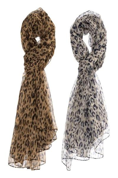 Animal Friendly Scarf - Free Souls Boutique