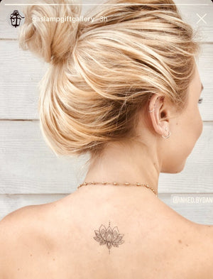 Inked Temporary Tattoos - Inspired - Free Souls Boutique