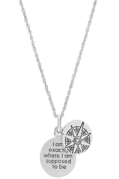 Compass Necklace - Free Souls Boutique