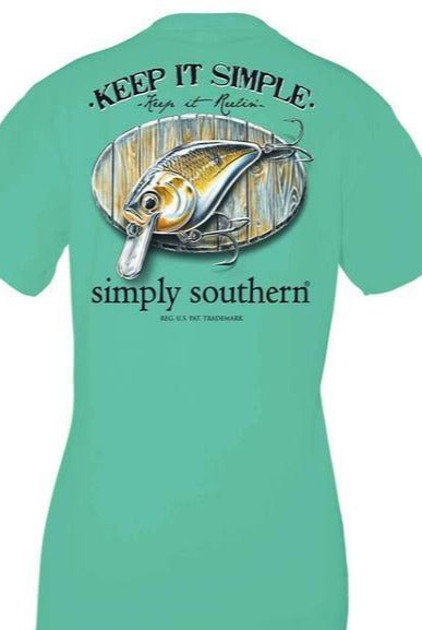 SS Guys Keep It Reelin Shirt