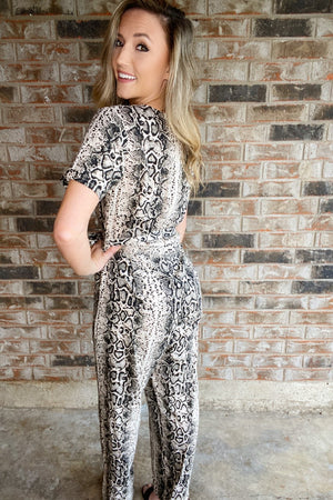Beastly Beauty Jumpsuit