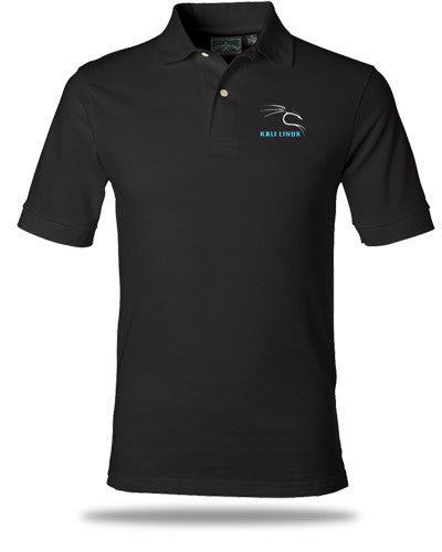 KALI Linux Premium Embroidered Polo