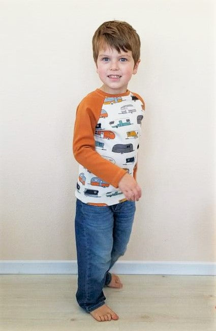 Penguin Tee-Shirt Boys & Toddlers