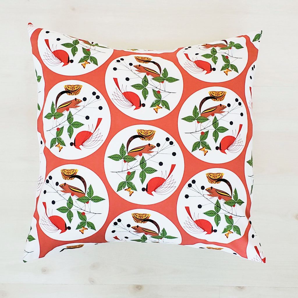 Holiday & Christmas Throw Pillow Covers in Assorted Prints