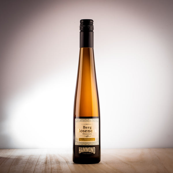 2011 Berg Roseneck Trockenbeerenauslese,  Wein - the garage winery