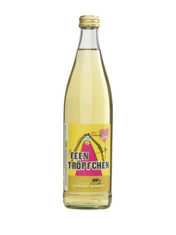2015 Feentröpfchen Traubensaft weiss,  Food - the garage winery