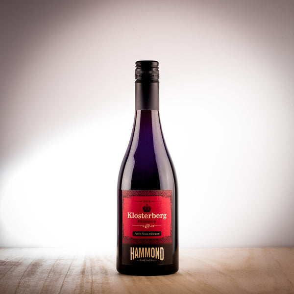 2011 Klosterberg Pinot Noir trocken 0,75L,  Wein - the garage winery