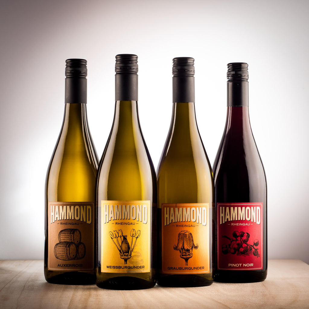 Probierpaket Hammond Burgunder Weine,  Wein - the garage winery