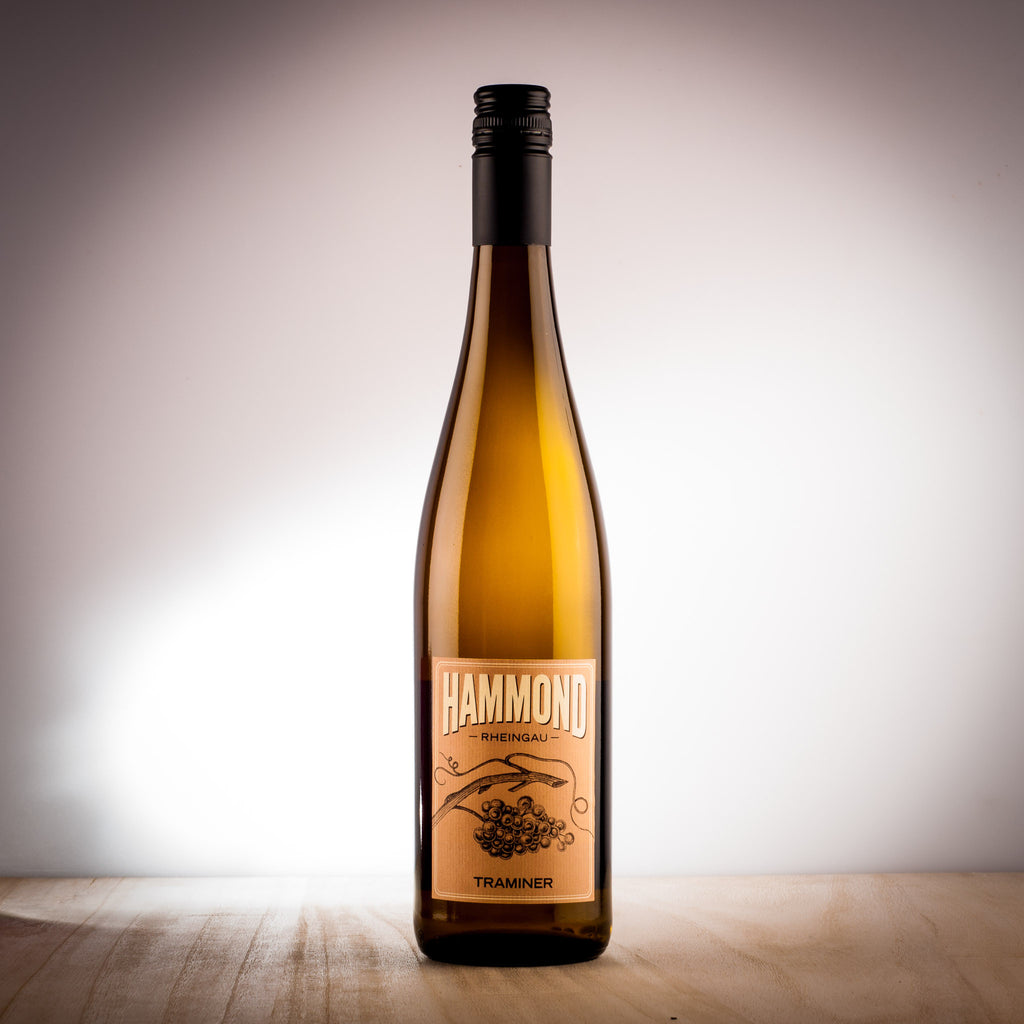 2011 Traminer,  Wein - the garage winery
