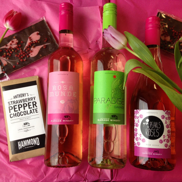 VALENTINE'S SPECIAL PACKAGE,  Wein - the garage winery
