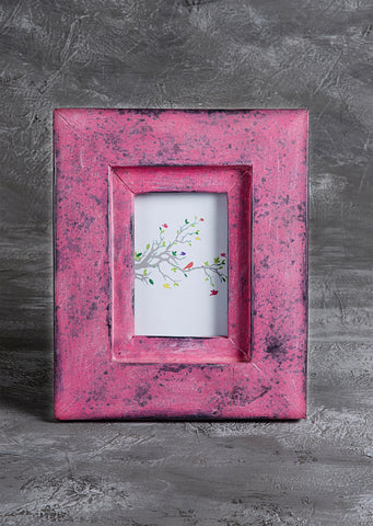 """Convexed Photo Frame"" (4""*6"")"