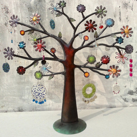 """Tree of Life"" Jewellery Organiser"