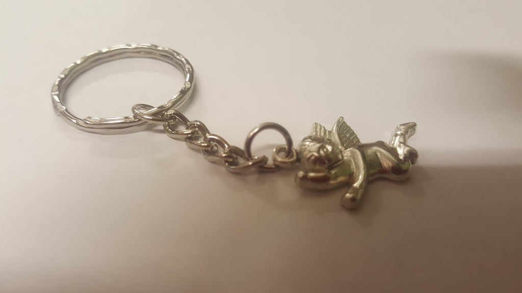 Angel keyring - Pure & Simple Holistic