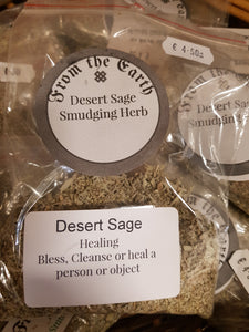 Desert Sage - Pure & Simple Holistic