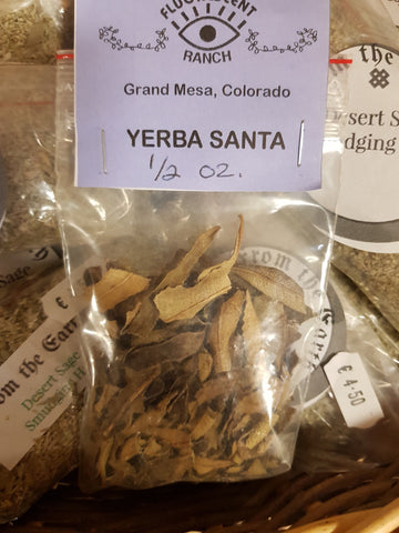 Yerba Santa - Pure & Simple Holistic