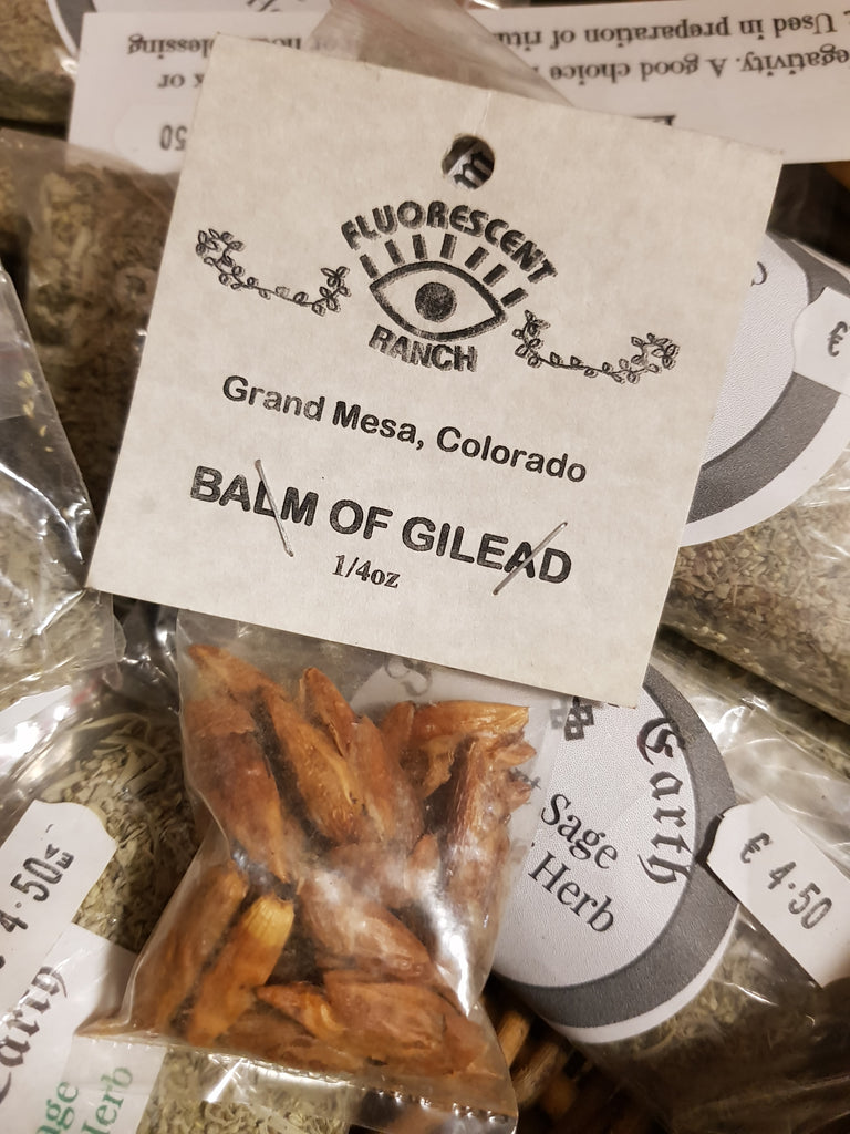 Balm of Gilead - Pure & Simple Holistic