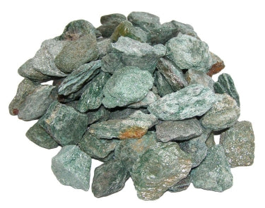 Green Fuchsite Rough