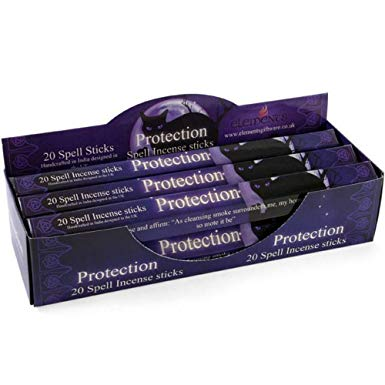Spell Incense - Protection