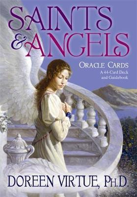 Saints and Angel's Oracle Cards - Pure & Simple Holistic