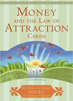Money and the law of attraction Cards - Pure & Simple Holistic